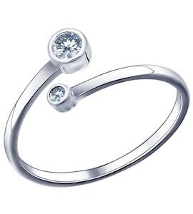 Тонкое кольцо «Fashion» 94011463