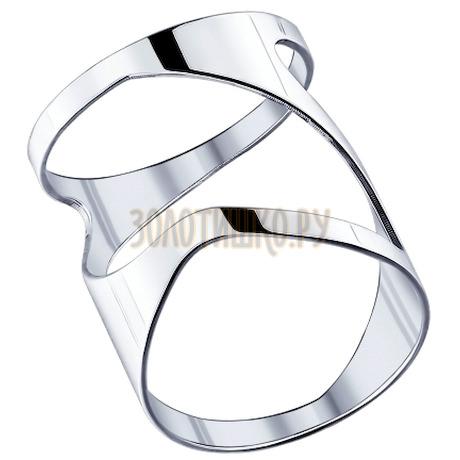 Кольцо из серебра 94011539
