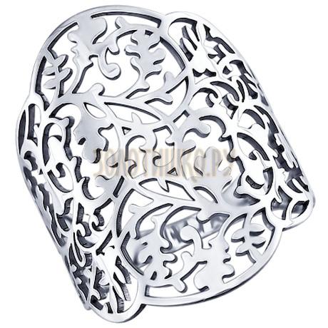 Кольцо из серебра 94011543