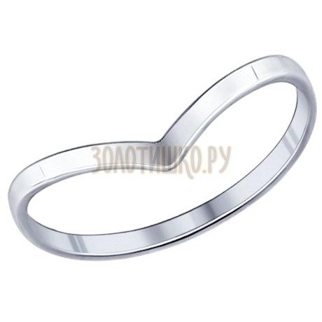 Кольцо из серебра 94011556
