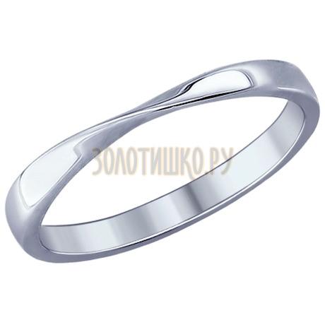 Кольцо из серебра 94012107