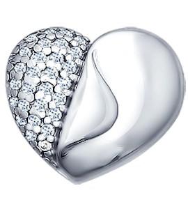 Кулон «Сердце» 94031115