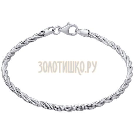 Браслет из серебра 94054551