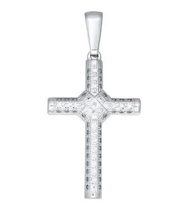 Женский крестик 94120116