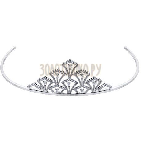 Сувенирная продукция из серебра с фианитами 94250022