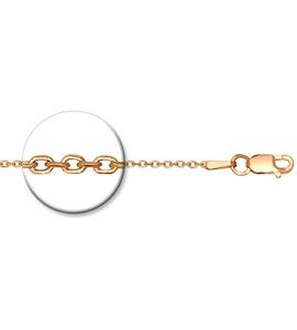 Золочёная цепочка из серебра 988030354
