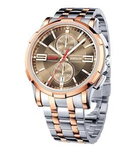 Мужские стальные часы 302.76.00.000.03.02.3