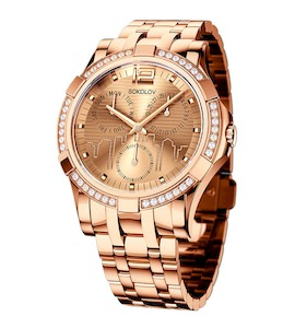 Женские стальные часы 305.73.00.001.05.02.2