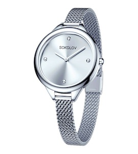 Женские стальные часы 306.71.00.000.01.01.2