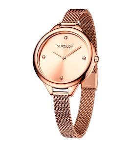 Женские стальные часы 306.73.00.000.03.02.2