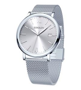 Мужские стальные часы 310.71.00.000.01.01.3