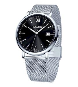 Мужские стальные часы 310.71.00.000.03.01.3