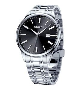Мужские стальные часы 313.71.00.000.02.01.3