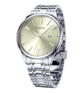 Мужские стальные часы 313.71.00.000.04.01.3