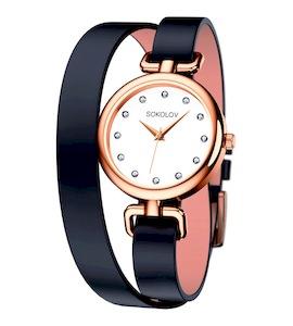 Женские стальные часы 315.73.00.000.01.01.2