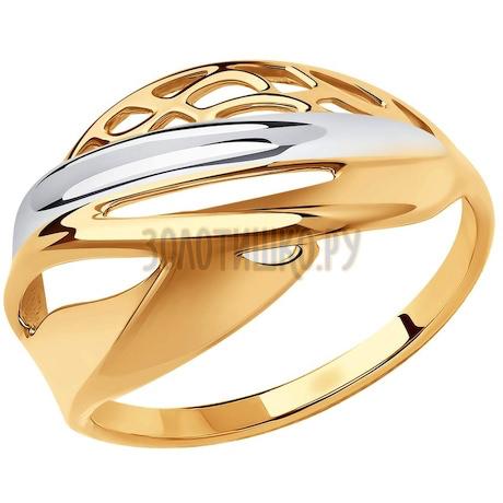 Кольцо из золота 51-110-00937-1