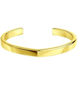 Браслет из золочёного серебра 93050141