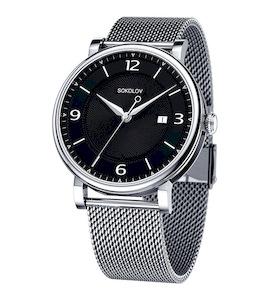 Мужские стальные часы 317.71.00.000.04.01.3