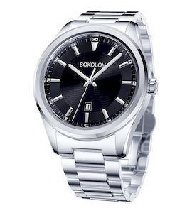 Мужские стальные часы 319.71.00.000.02.01.3