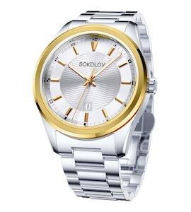 Мужские стальные часы 319.79.00.000.05.01.3