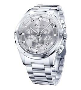 Мужские стальные часы 320.71.00.000.01.01.3