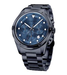 Мужские стальные часы 320.72.00.000.07.03.3
