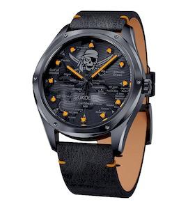 Мужские стальные часы 321.72.00.000.01.01.3