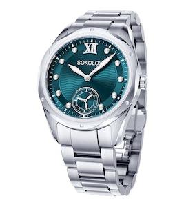 Женские стальные часы 323.71.00.000.02.01.2