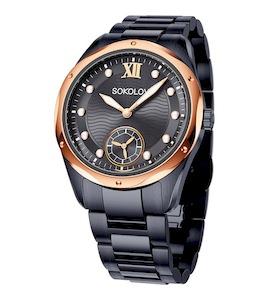 Женские стальные часы 323.80.00.000.04.03.2