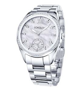 Женские стальные часы 324.71.00.001.01.01.2