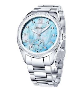 Женские стальные часы 324.71.00.001.02.01.2