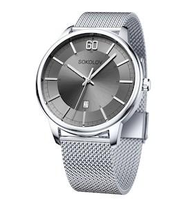 Мужские стальные часы 325.71.00.000.02.01.3