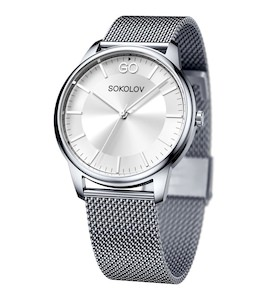 Женские стальные часы 326.71.00.000.01.01.2