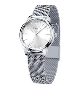 Женские стальные часы 327.71.00.000.01.01.2