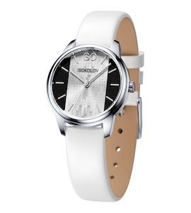 Женские стальные часы 327.71.00.000.07.03.2