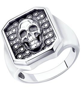 Кольцо из серебра 95010160