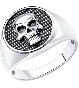 Кольцо из серебра 95010163