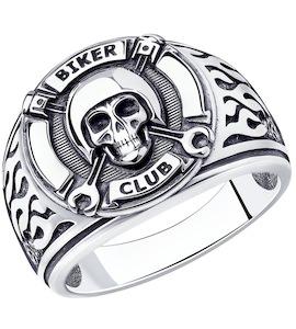 Кольцо из серебра 95010167