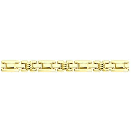 Браслет из желтого золота 051209-2