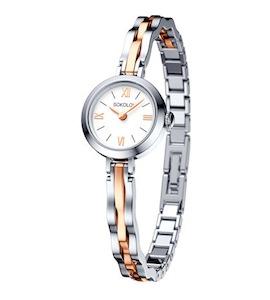 Женские стальные часы 334.76.00.000.01.01.2
