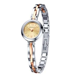 Женские стальные часы 334.76.00.000.02.01.2