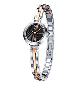 Женские стальные часы 334.76.00.000.05.01.2