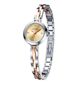 Женские стальные часы 334.76.00.000.07.01.2