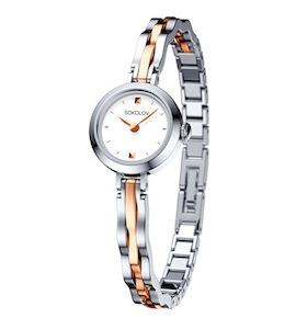 Женские стальные часы 334.76.00.000.09.01.2