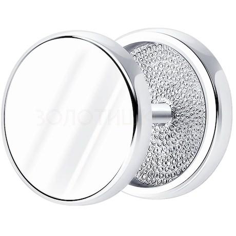 Серьга из серебра 94170154