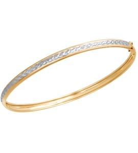 Женский браслет из золота 050295