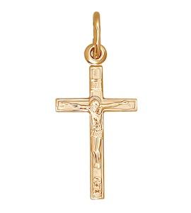 Православный золотой крест 120089