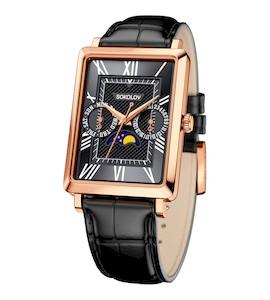 Мужские золотые часы 233.01.00.000.02.01.3