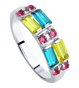 Кольцо c кристаллами Swarovski 94012576