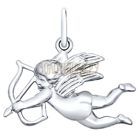 Подвеска ангел из серебра 94030700